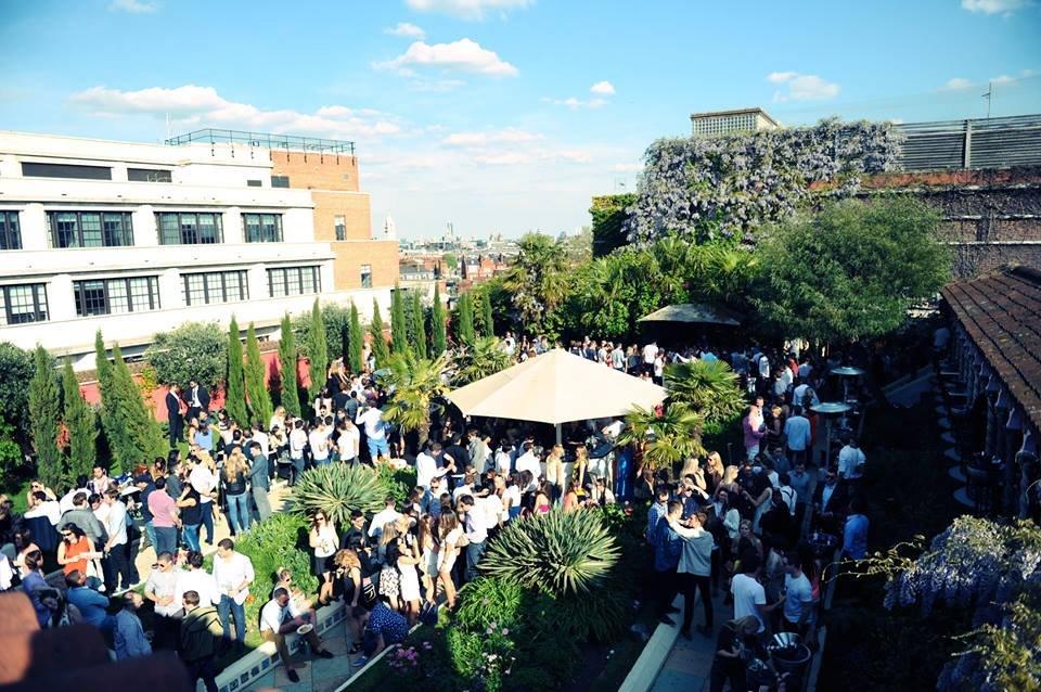 Roofgarden Roof Gardens Kensington